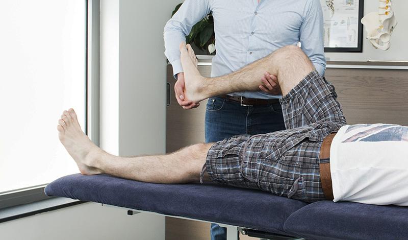 Manuele therapie kine st-job